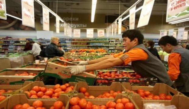 Rusya, Antalya ve İzmirden domates ve biber ithalatı kısıtlamasını kaldırdı