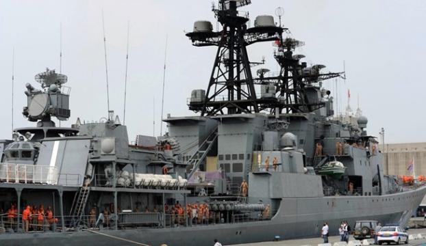 Rusya, Suriyedeki deniz üssünü genişletiyor