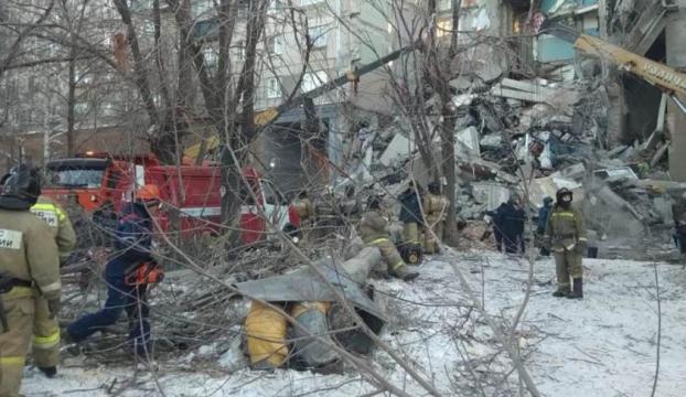 Rusyadaki gaz patlamasında ölü sayısı 37ye çıktı