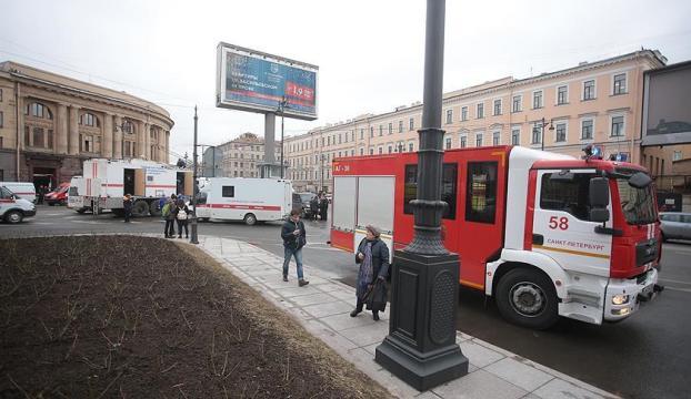 Rusyada metroda patlama: En az 10 ölü!