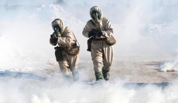 Esed rejiminden Hamaya kimyasal saldırı: 40 ölü