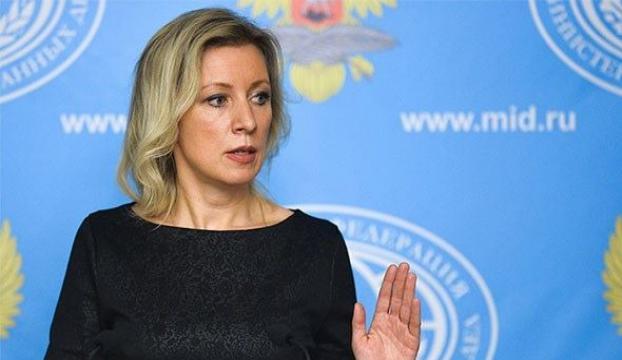 Rusya Dışışleri Bakanlığı sözcüsünden açıklama