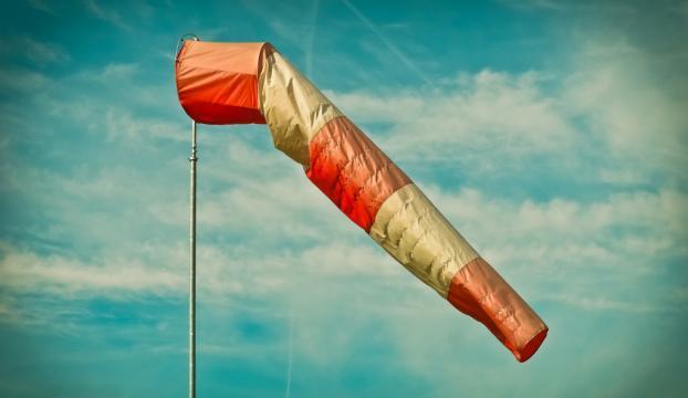 Marmarada kuvvetli rüzgar uyarısı