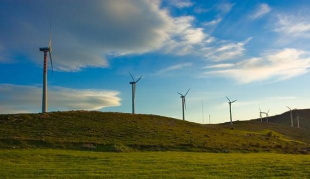 Türkiye rüzgar enerjisinde büyüyor