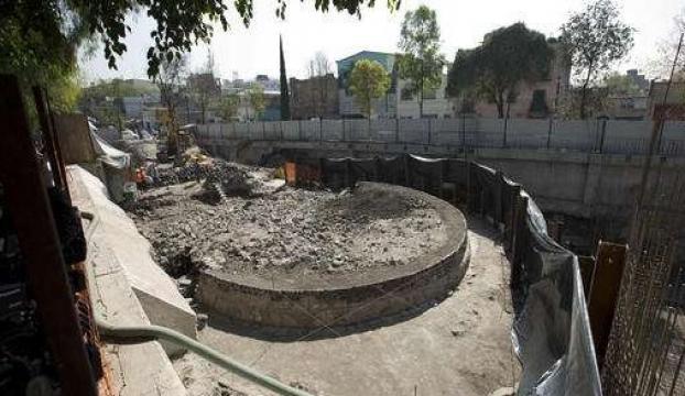 """Meksikada """"Rüzgar Tanrısı"""" tapınağı bulundu"""