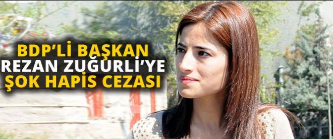BDP'li belediye başkanına hapis!