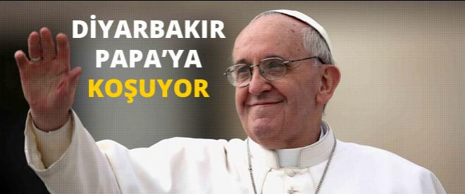 Papa'dan çözüm süreci için dua!