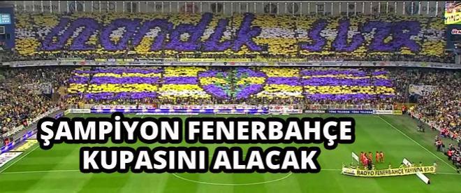 Şampiyon Fenerbahçe, kupaya koşuyor