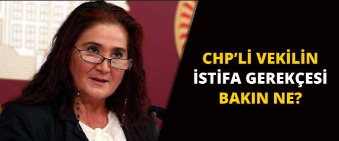 CHP'de şok milletvekili istifası!