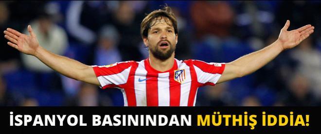 Diego Ribas 3 yıllığına Fenerbahçe'de...