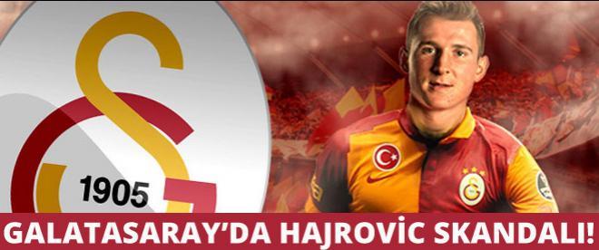 Hajrovic de Galatasaray tarihine geçecek!