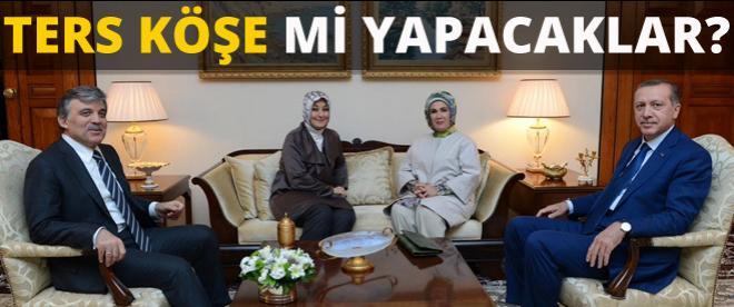 Başbakan Erdoğan: ''Cumhurbaşkanlığı seçimlerinde ters köşe yapabiliriz''