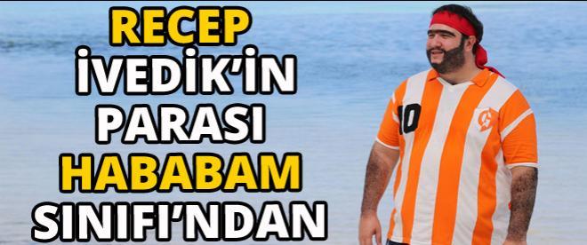 Recep İvedik'in parası Hababam Sınıfı'ndan!