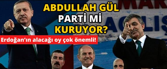 Abdullah Gül parti mi kuracak?