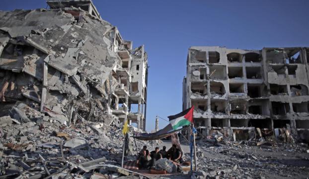 İsrailden Gazzeye saldırı tehdidi