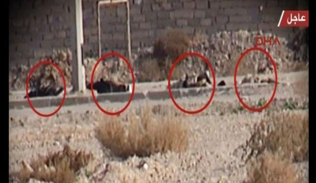 IŞİDe operasyon: En az 40 ölü