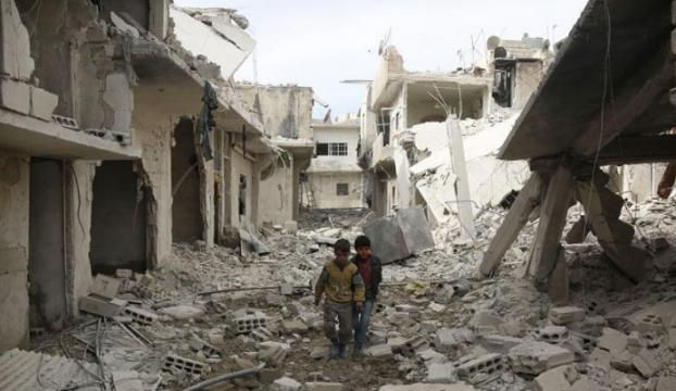 """Suriyeli çocukların """"görünmez yaraları"""""""