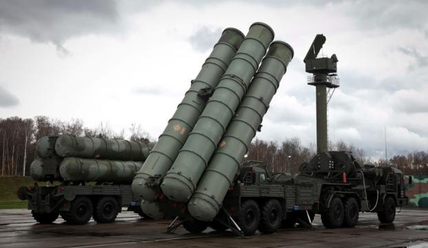 Moskova hava sahasına S-400lü koruma