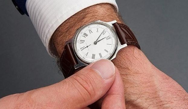 Saatler geriye alınıyor!