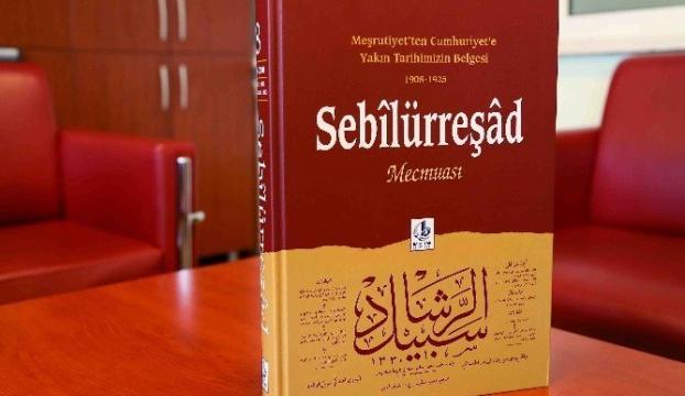 """Akifin yazdığı """"Sebilürreşad"""" yeniden basılıyor"""