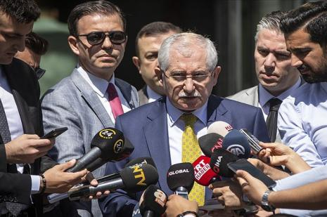 YSK Başkanı : Seçim sonuçlarının tamamı sisteme işlendi