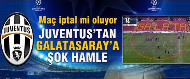 Juventus, Galatasaray'ı UEFA'ya şikayet ediyor