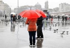 Bu iller için şiddetli yağış uyarısı