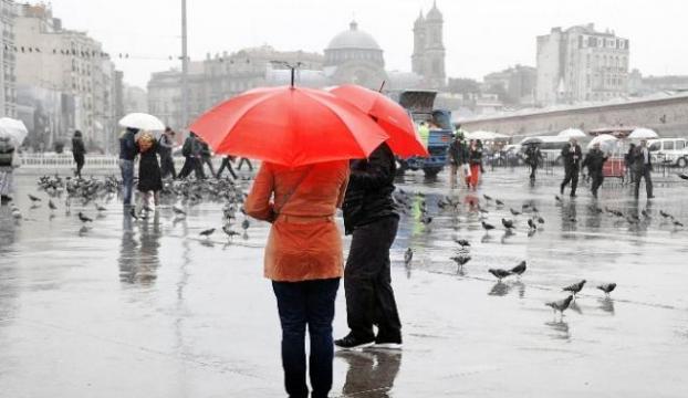 Dikkat! Sağanak yağış geliyor