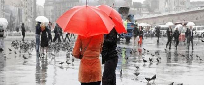 İstanbulda 5 gün yağış bekleniyor