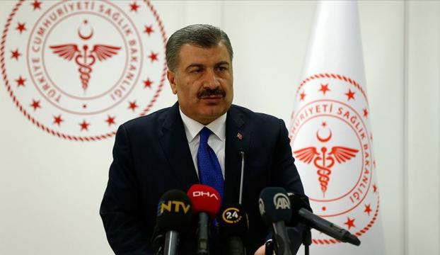 """Sağlık Bakanı Koca: """"Gözlem altındaki hasta, koronavirüs değil"""""""