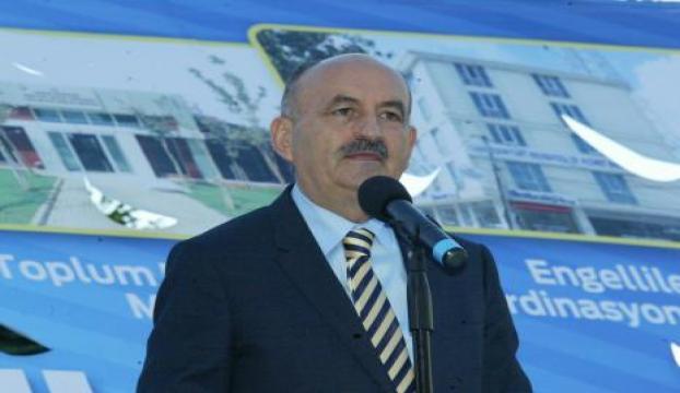 Sağlık Bakanı Müezzinoğlu, Tekirdağda