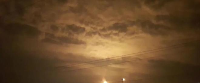 Sakaryada doğal gaz hattında patlama