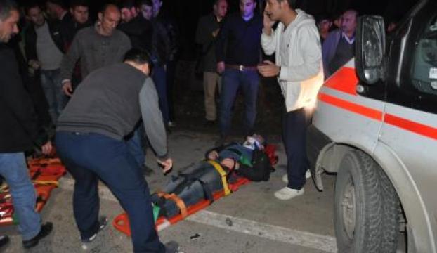 Sakaryada hatalı sollama kazası: 1 ölü, 3 yaralı