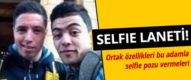 Sakın bu adamla selfie çektirmeyin!