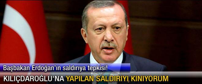 Kılıçdaroğlu'na yapılan saldırıyı kınıyorum