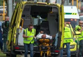 Yeni Zelanda'daki 2 camiye terör saldırısı