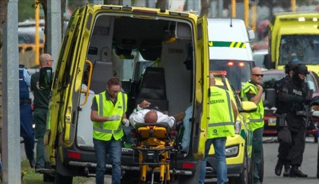 Yeni Zelandadaki 2 camiye terör saldırısı