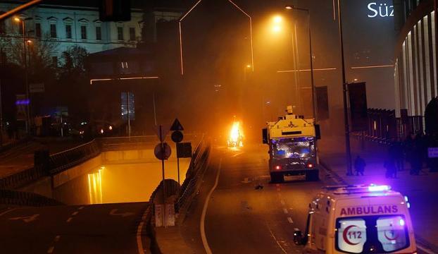 İstanbuldaki terör saldırısına dünyadan tepkiler