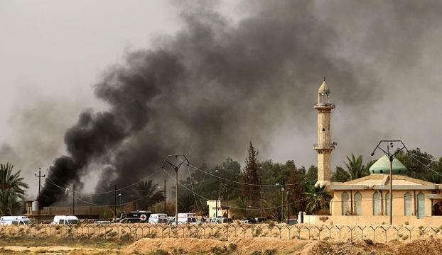 Rusyanın Şam Büyükelçiliğine saldırı