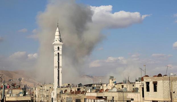 """Esed rejiminden """"gerginliği azaltma"""" bölgelerine saldırı"""