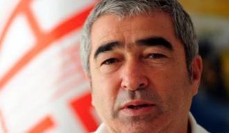 Sivasspor, Samet Aybaba ile anlaştı