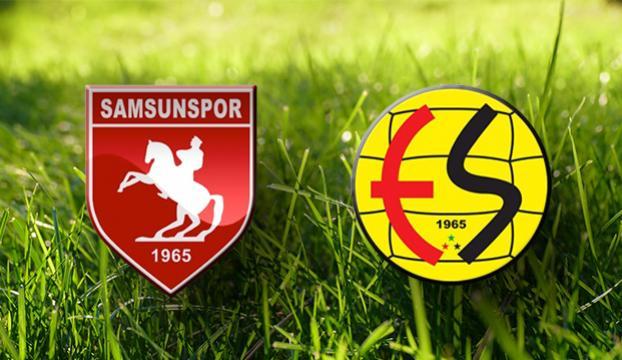 Samsunspor, Eskişehirsporu ağırlıyor