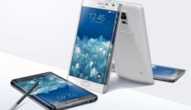 Samsung Galaxy Note Edge kutu açılımı