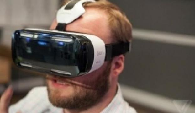 Samsungtan sanal gerçeklik gözlüğü