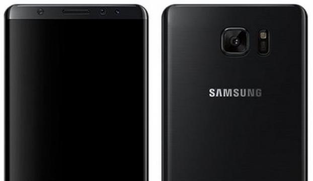 Samsung, Yeni Modeli Galaxy S8in tasarımı sızdı!