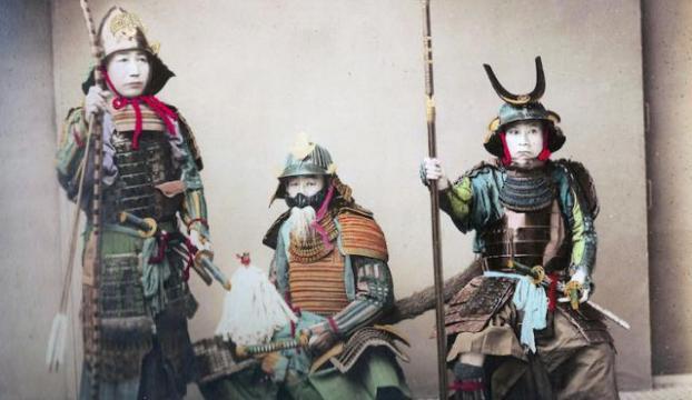 Son Samuraylar Ortaya Çıktı