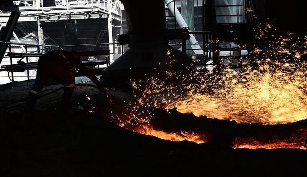 Sanayi üretimi ile ilgili rakamlar açıklandı