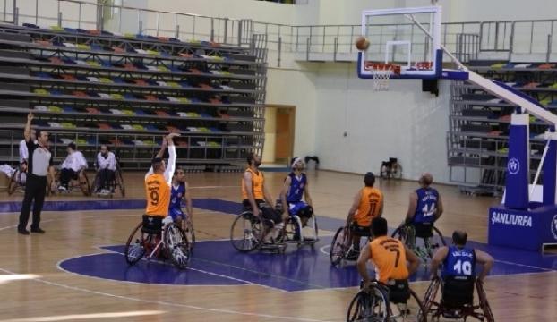 Şanlıurfa Engelliler, Galatasarayı yenmek istiyor