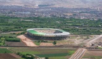 """Şanlıurfa'daki stadın adı """"11 Nisan"""" oldu"""