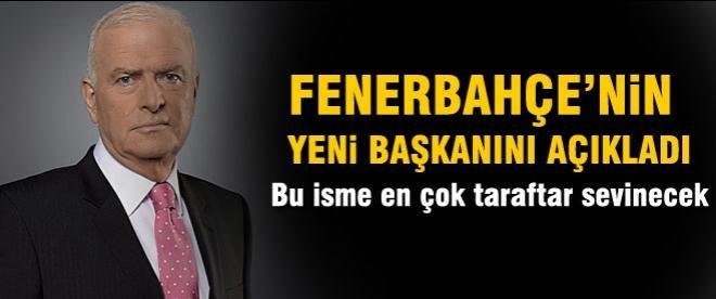 Şansal Büyüka: Ali Koç Fenerbahçe'nin başkanı olacak